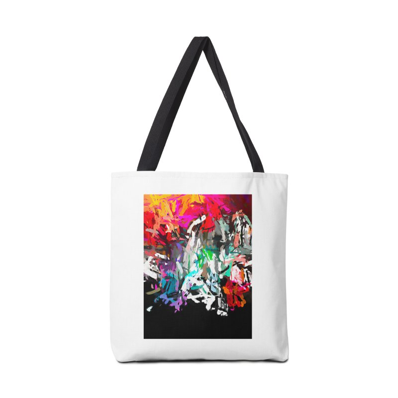 Turmoil and Torment of the Heartless Heatwave 3 JVO2019 Accessories Tote Bag Bag by jackievano's Artist Shop