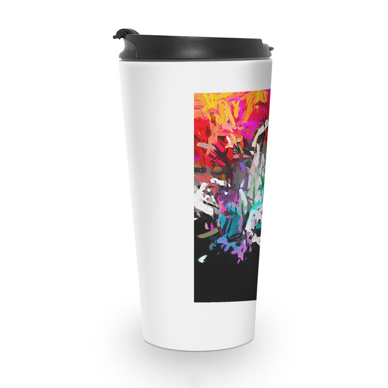 Turmoil and Torment of the Heartless Heatwave 3 JVO2019 Accessories Travel Mug by jackievano's Artist Shop