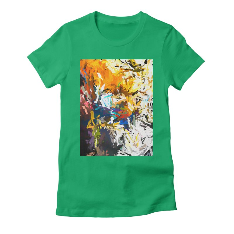 Madam and the Eye JVO2019 Women's Fitted T-Shirt by jackievano's Artist Shop