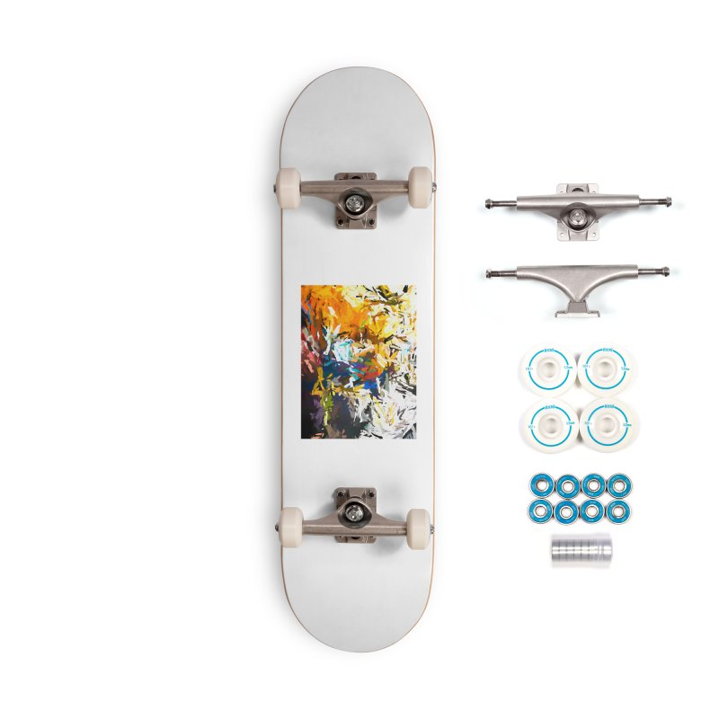 Madam and the Eye JVO2019 Accessories Complete - Basic Skateboard by jackievano's Artist Shop