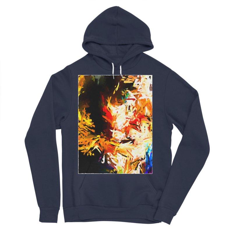 Triangle Soul JVO2020 Women's Sponge Fleece Pullover Hoody by jackievano's Artist Shop