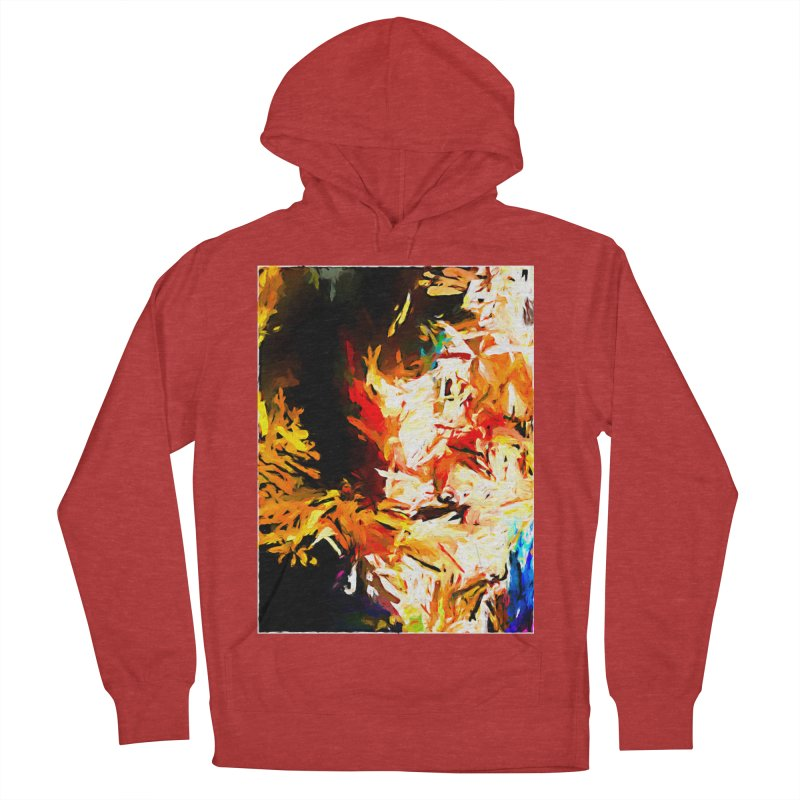 Triangle Soul JVO2020 Women's French Terry Pullover Hoody by jackievano's Artist Shop