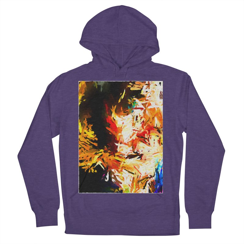 Triangle Soul JVO2020 Men's French Terry Pullover Hoody by jackievano's Artist Shop