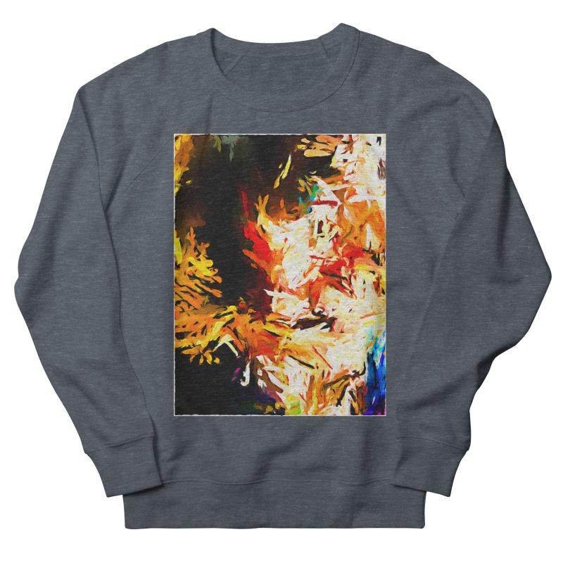 Triangle Soul JVO2020 Men's French Terry Sweatshirt by jackievano's Artist Shop