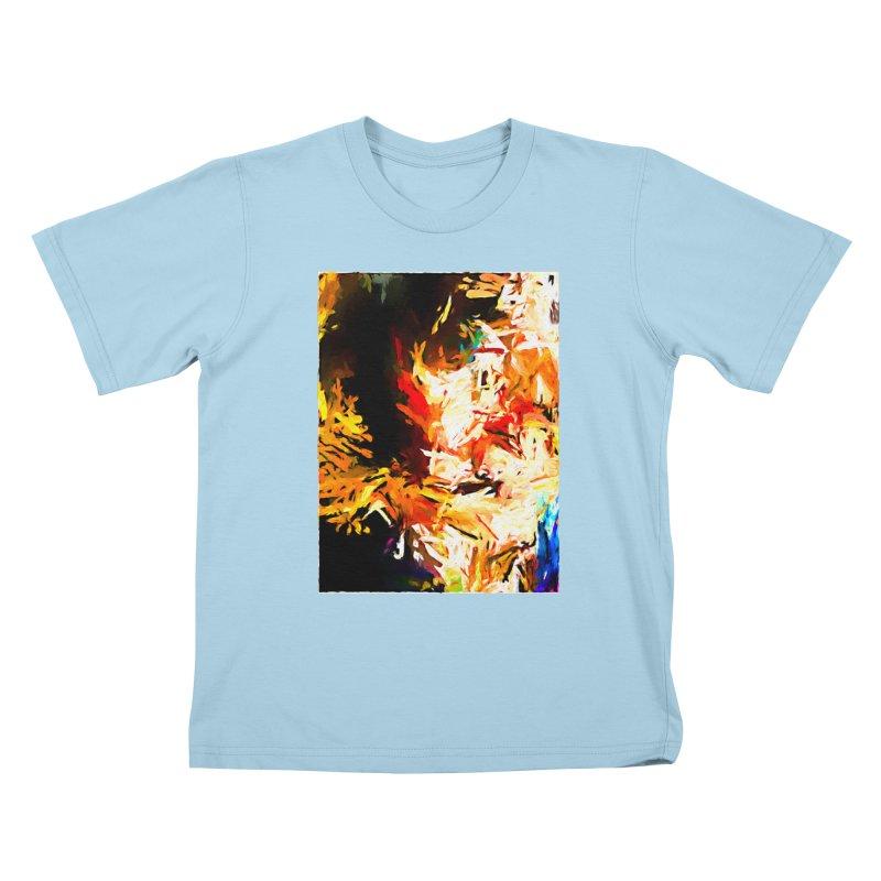 Triangle Soul JVO2020 Kids T-Shirt by jackievano's Artist Shop