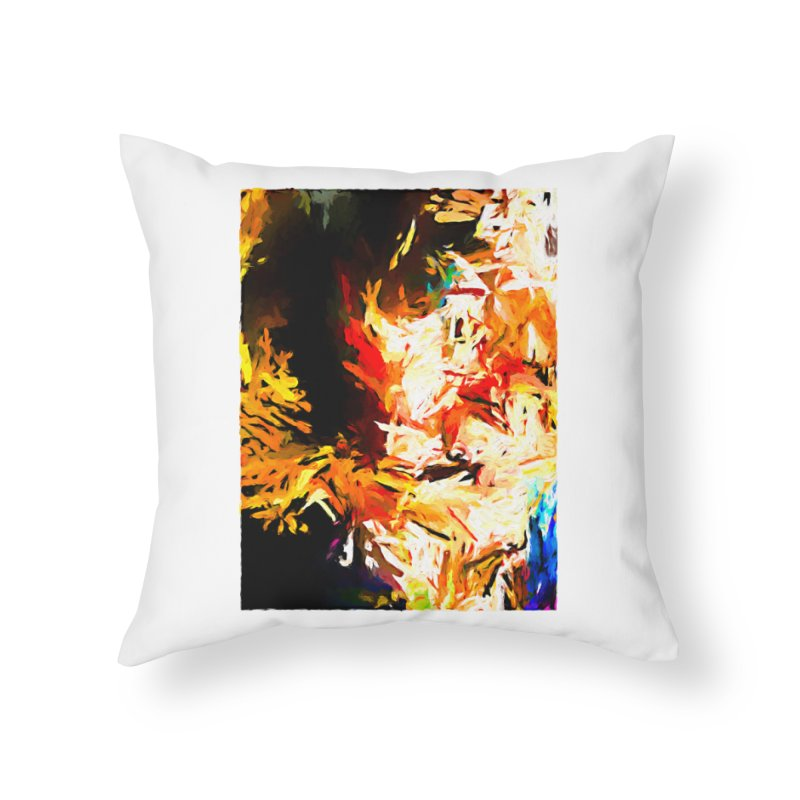 Triangle Soul JVO2020 Home Throw Pillow by jackievano's Artist Shop