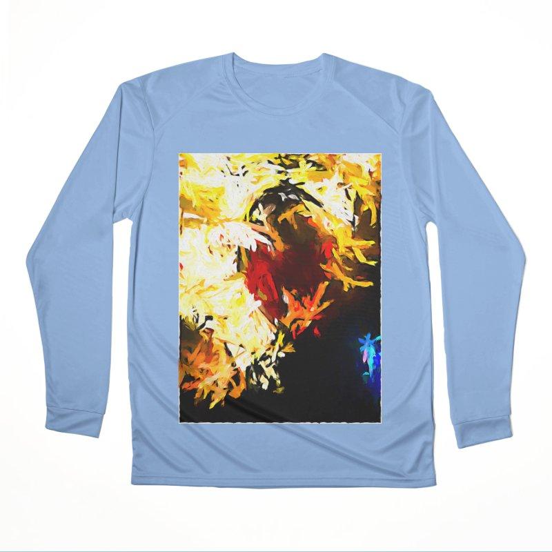 Ever Watching Eye Screams at the World JVO2020 Women's Performance Unisex Longsleeve T-Shirt by jackievano's Artist Shop