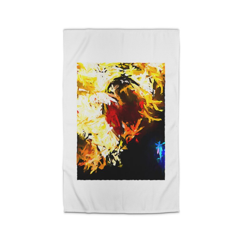 Ever Watching Eye Screams at the World JVO2020 Home Rug by jackievano's Artist Shop