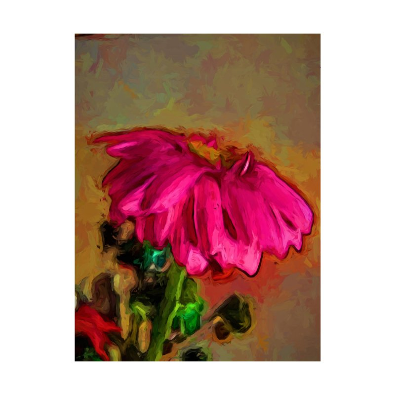 Pink Flower by jackievano's Artist Shop