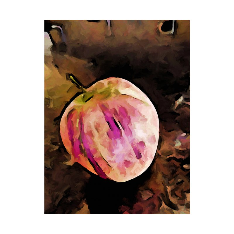 Still Life with a Pink Apple by jackievano's Artist Shop