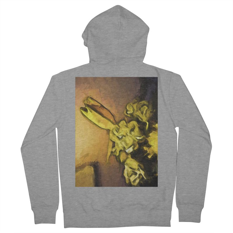 Yellow Flowers and White Roses 1 Men's Zip-Up Hoody by jackievano's Artist Shop