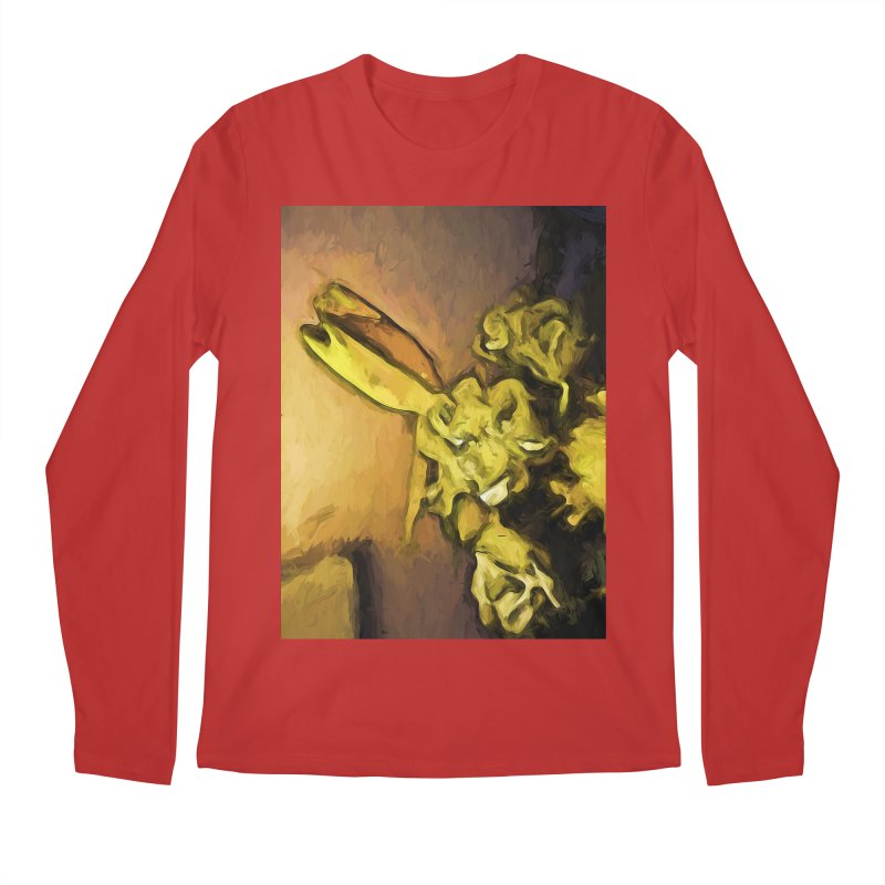 Yellow Flowers and White Roses 1 Men's Longsleeve T-Shirt by jackievano's Artist Shop
