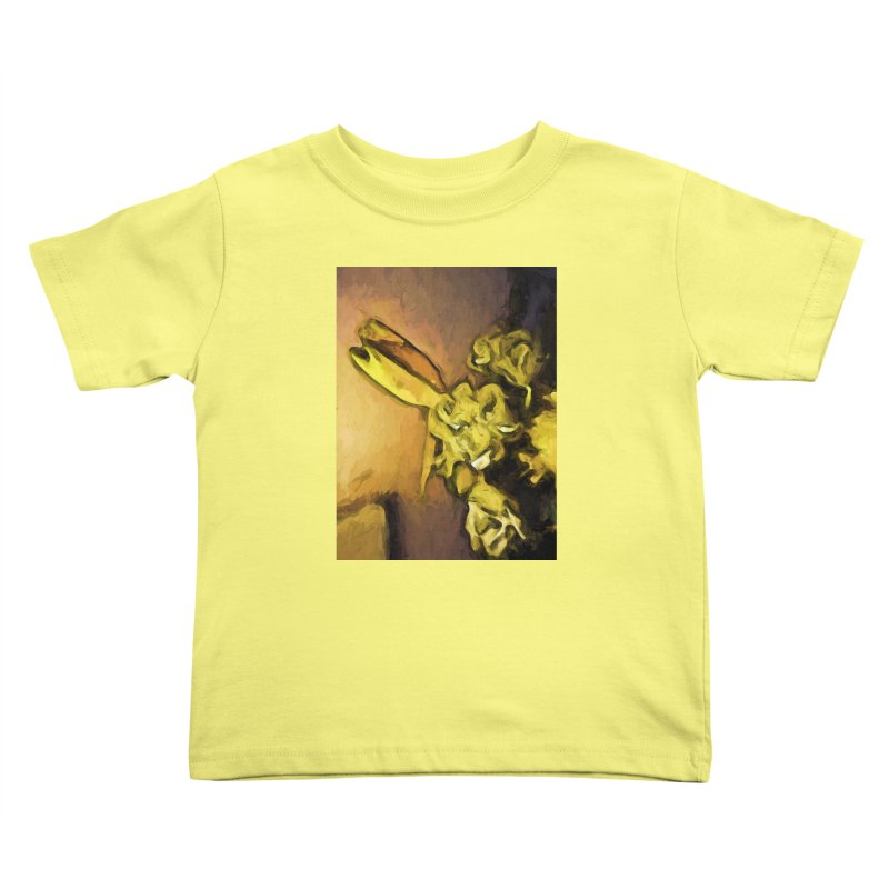 Yellow Flowers and White Roses 1 Kids Toddler T-Shirt by jackievano's Artist Shop