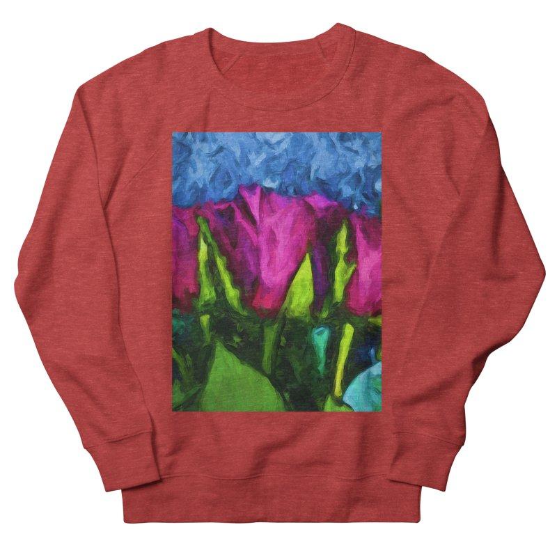 Lovers' Roses 1 Women's Sweatshirt by jackievano's Artist Shop