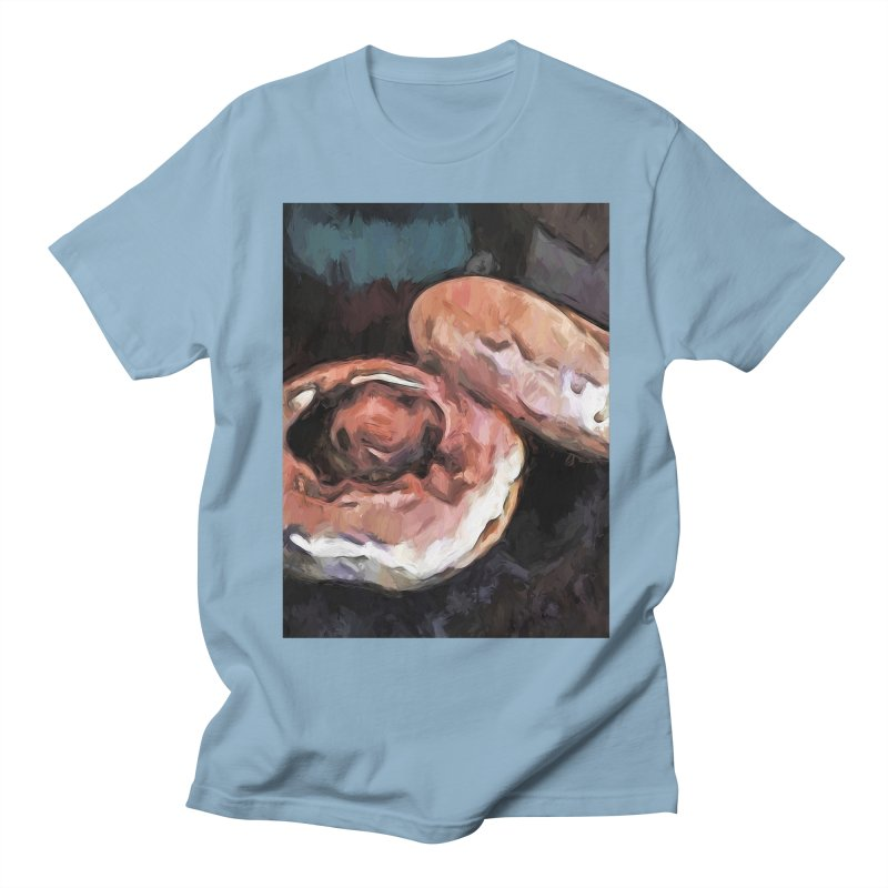 Mushrooms 1 Women's Unisex T-Shirt by jackievano's Artist Shop