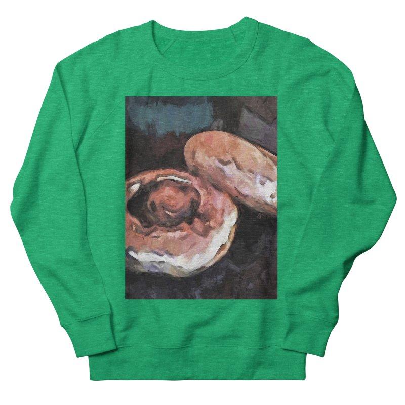 Mushrooms 1 Women's Sweatshirt by jackievano's Artist Shop