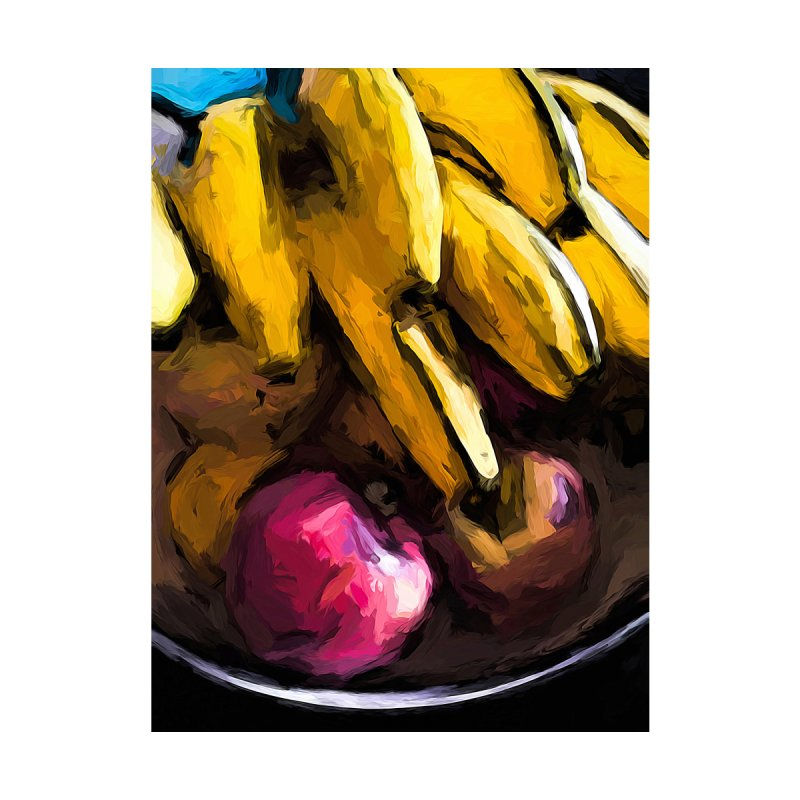 Apples and Bananas 1 by jackievano's Artist Shop