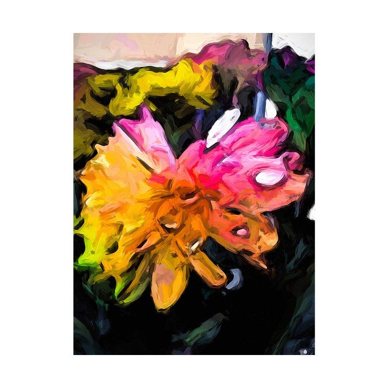 Rainbow Flowers 2 by jackievano's Artist Shop