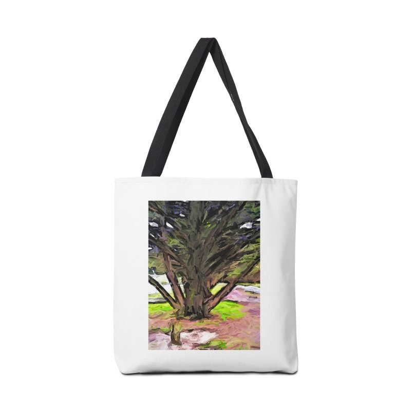 The Avenue of Trees JVO1 Accessories Bag by jackievano's Artist Shop