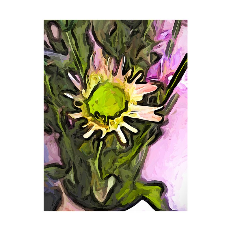 The Evaporating Pale Pink Flower by jackievano's Artist Shop