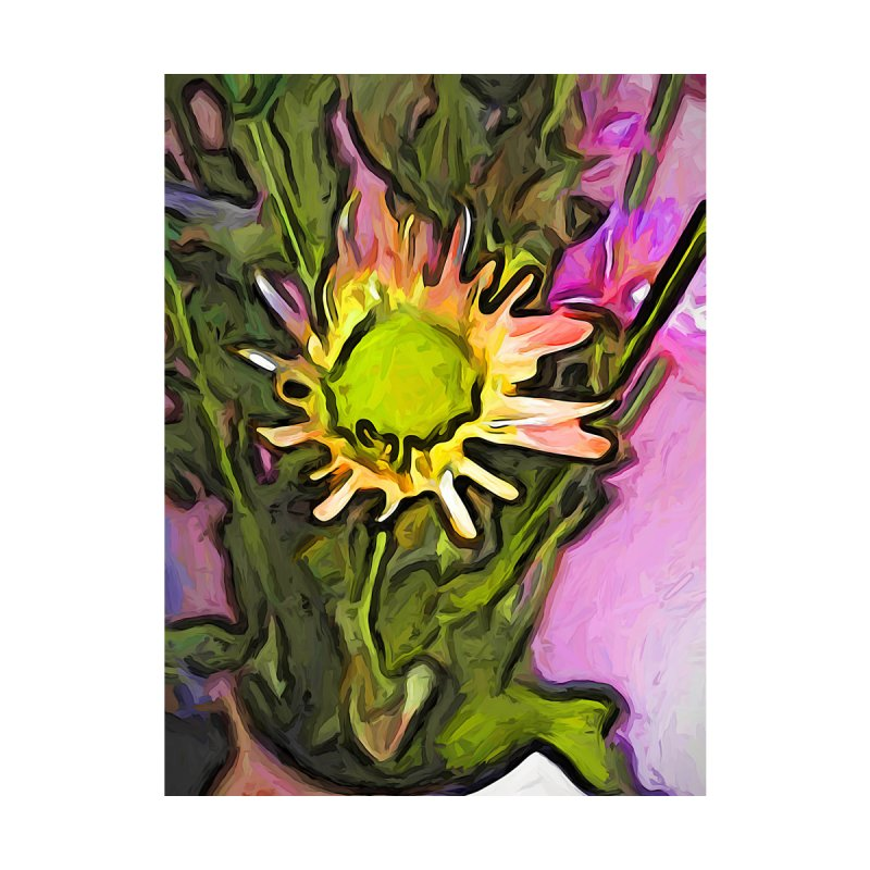 The Evaporation of the Pink Flower by jackievano's Artist Shop