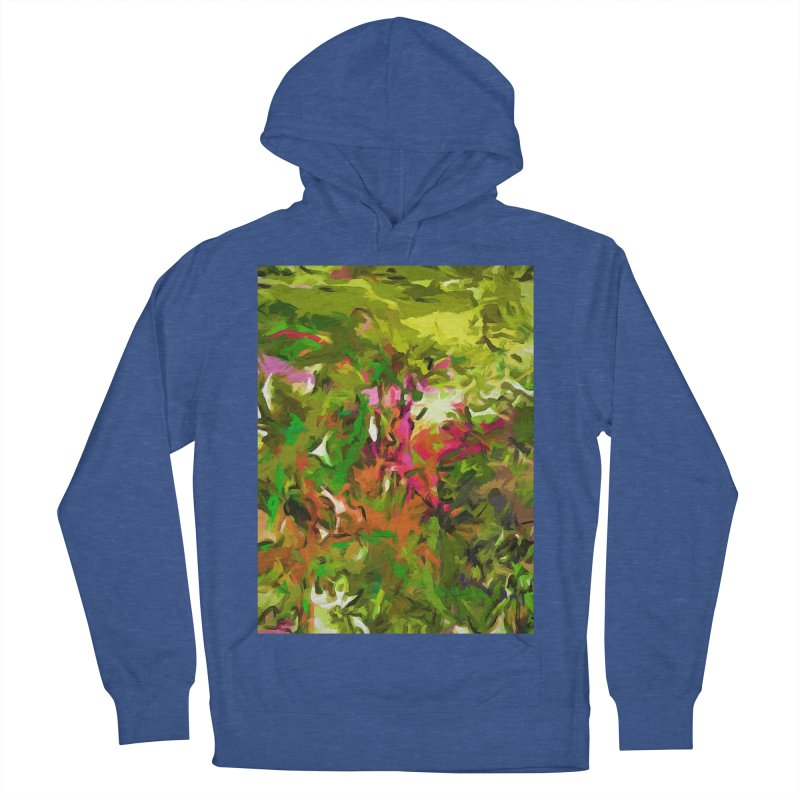The Rosebud Women's Pullover Hoody by jackievano's Artist Shop