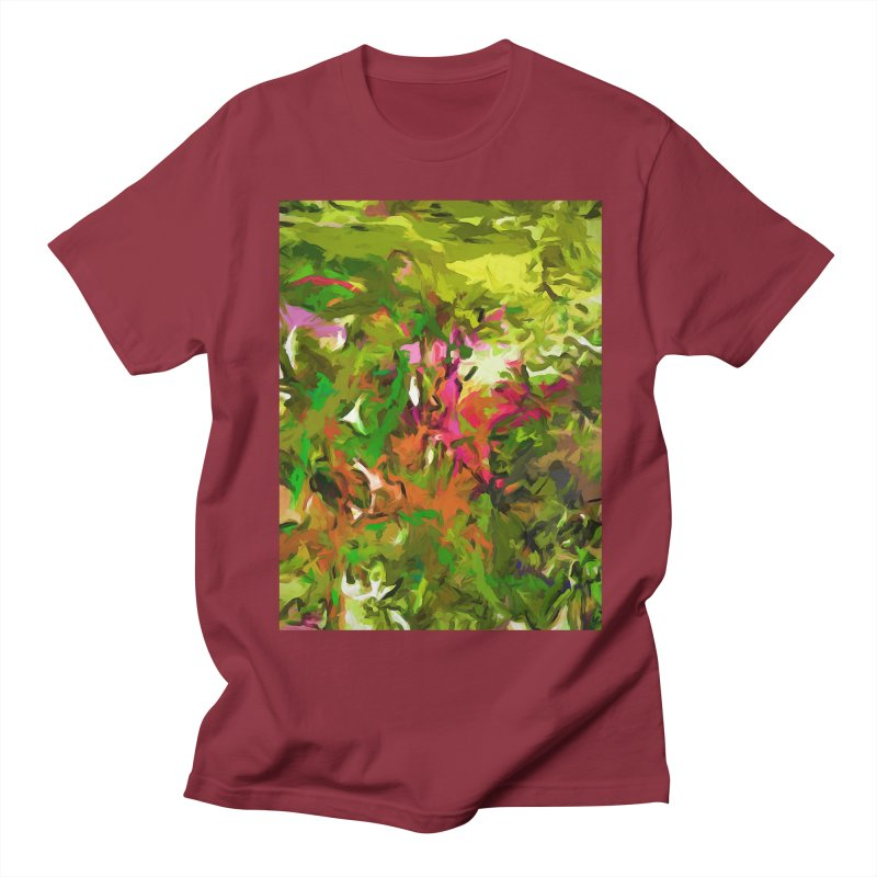 The Rosebud Men's T-Shirt by jackievano's Artist Shop