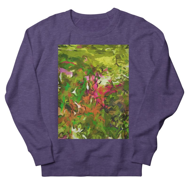 The Rosebud Men's Sweatshirt by jackievano's Artist Shop