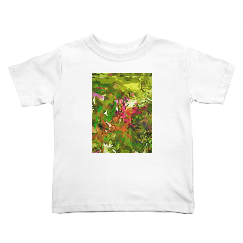 The Rosebud Kids Toddler T-Shirt by jackievano's Artist Shop