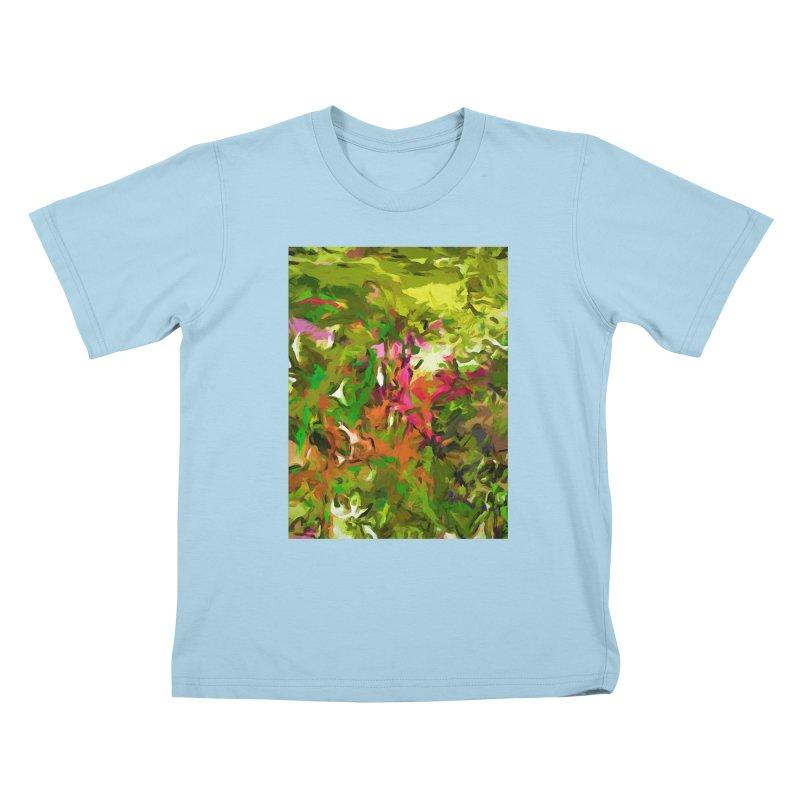 The Rosebud Kids T-Shirt by jackievano's Artist Shop