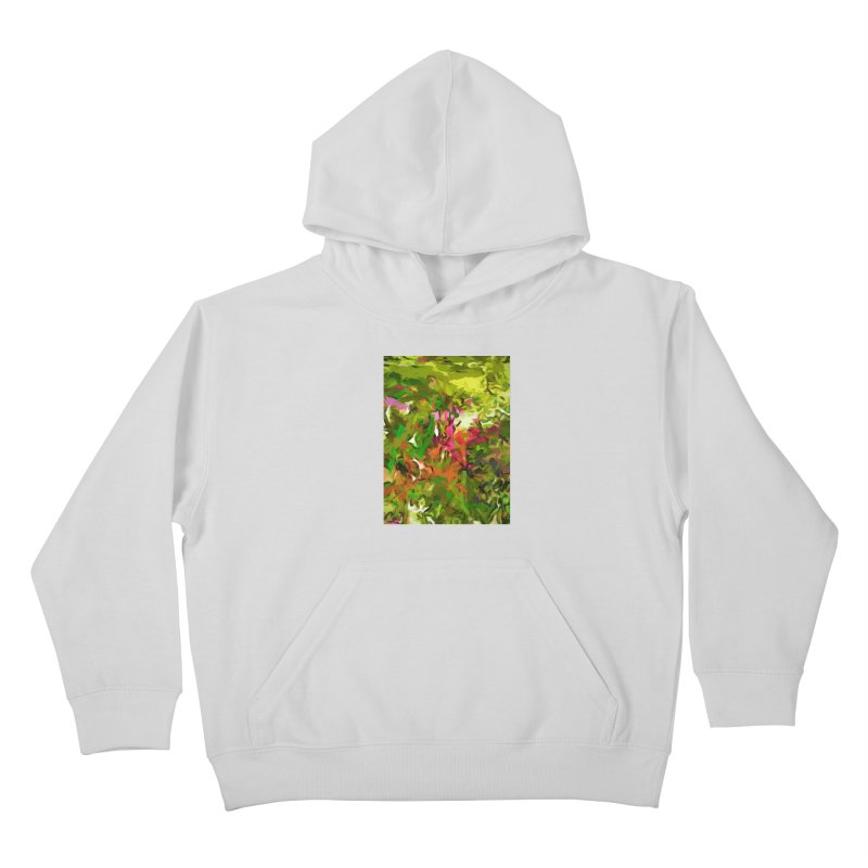 The Rosebud Kids Pullover Hoody by jackievano's Artist Shop