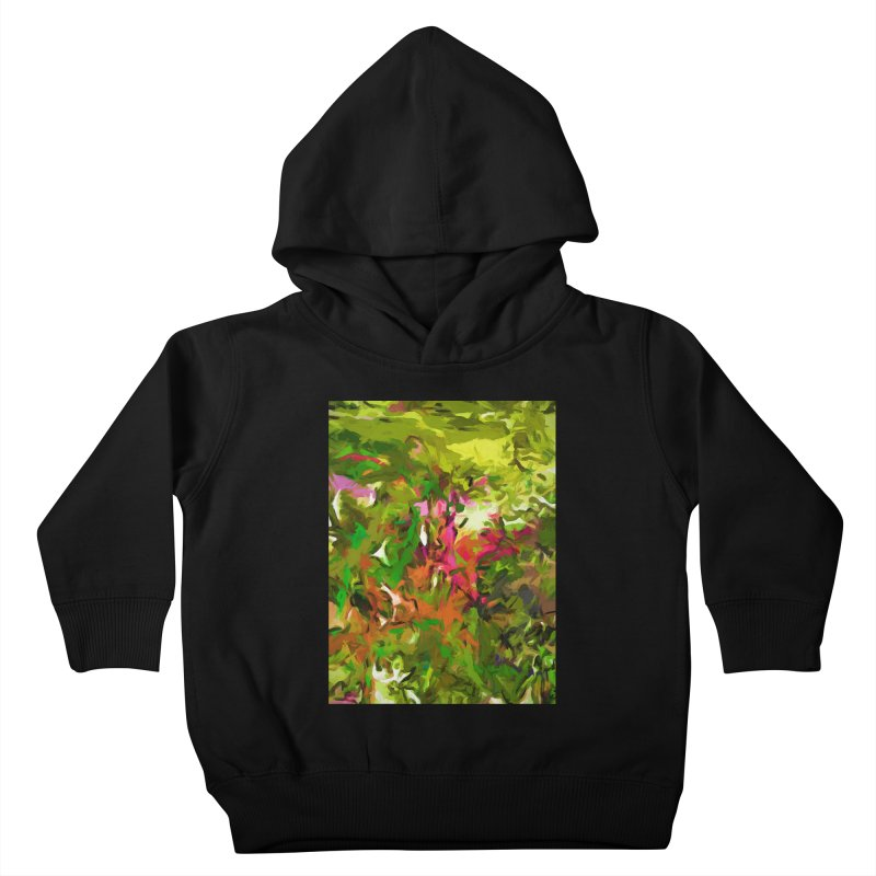 The Rosebud Kids Toddler Pullover Hoody by jackievano's Artist Shop