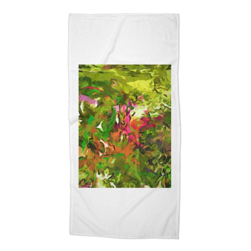 The Rosebud Accessories Beach Towel by jackievano's Artist Shop