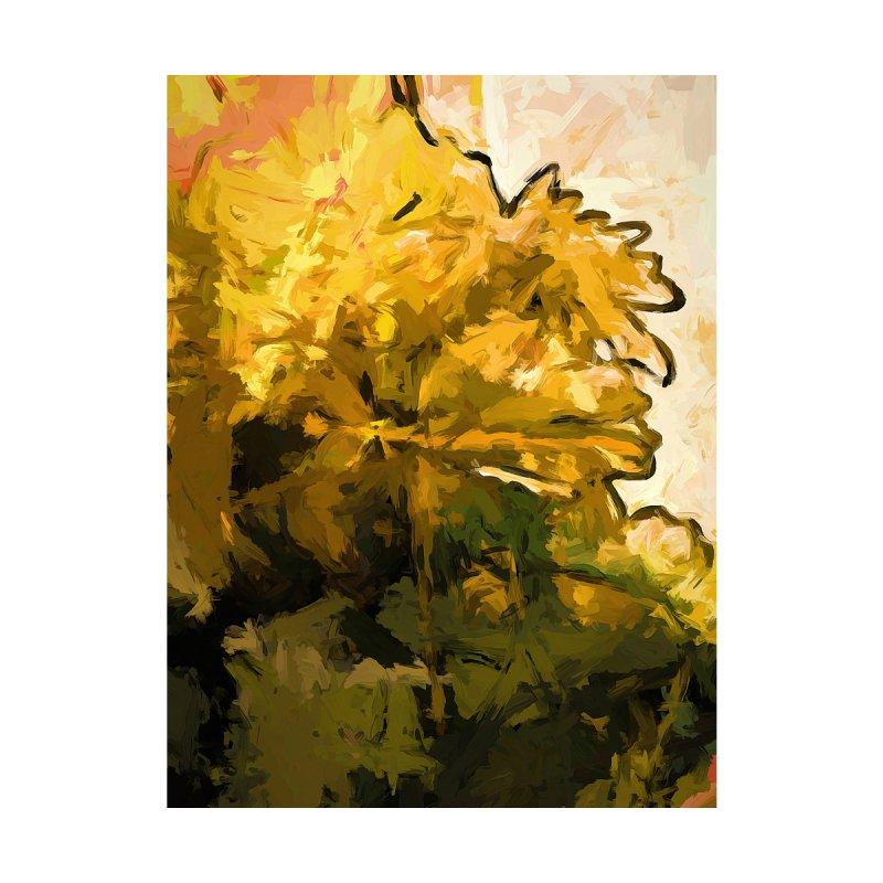 Flower Fresh Sunshine Yellow by jackievano's Artist Shop