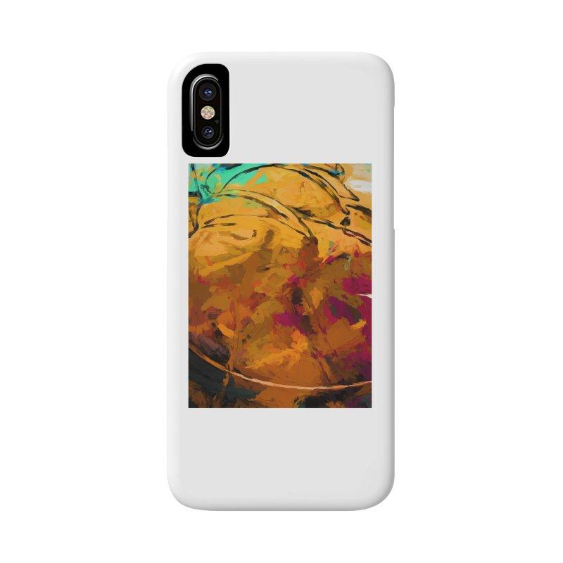 Banana Apple Orange Yellow Dab Accessories Phone Case by jackievano's Artist Shop