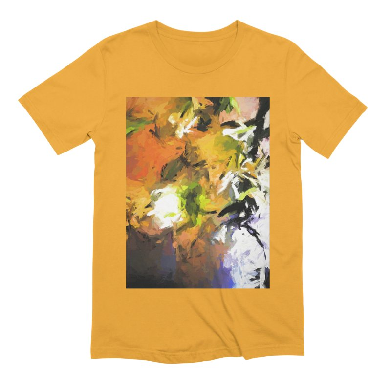 Lily for the Horses Men's Extra Soft T-Shirt by jackievano's Artist Shop
