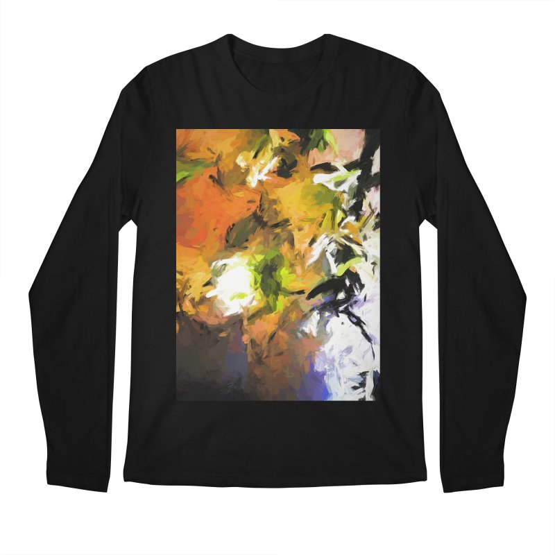 Lily for the Horses Men's Regular Longsleeve T-Shirt by jackievano's Artist Shop
