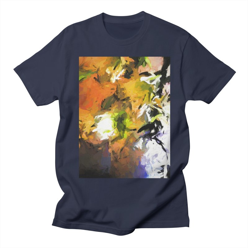 Lily for the Horses Women's Regular Unisex T-Shirt by jackievano's Artist Shop