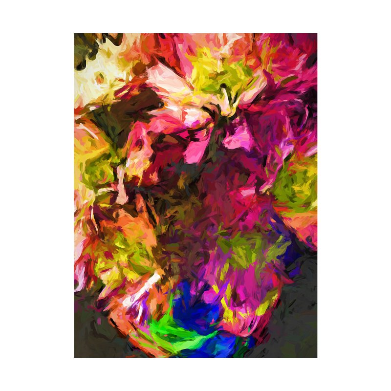 Flower Colour Love 1 by jackievano's Artist Shop