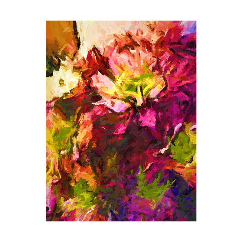 Flower Colour Love 2 by jackievano's Artist Shop