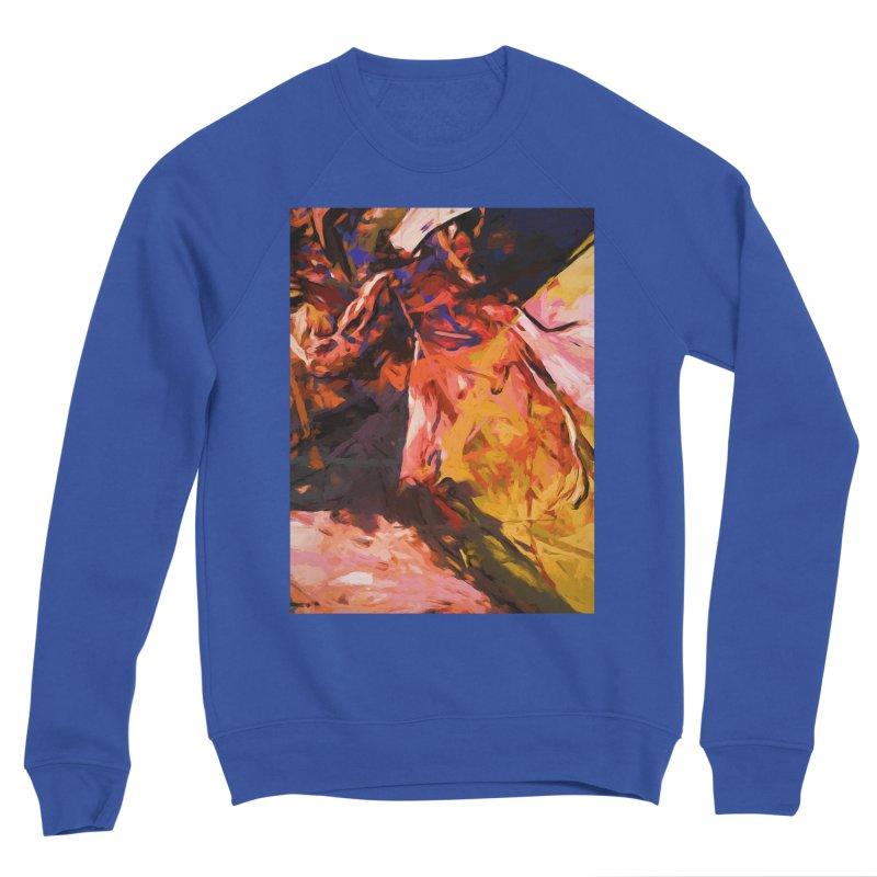 Fallen Lily Petals Women's Sponge Fleece Sweatshirt by jackievano's Artist Shop