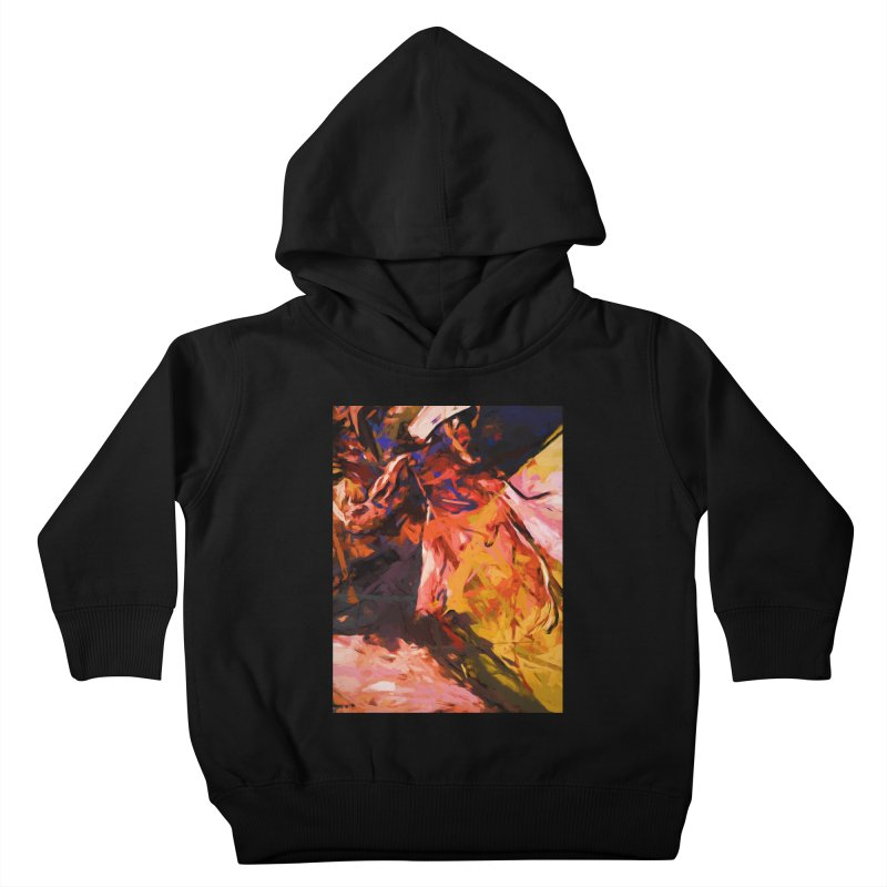 Fallen Lily Petals Kids Toddler Pullover Hoody by jackievano's Artist Shop