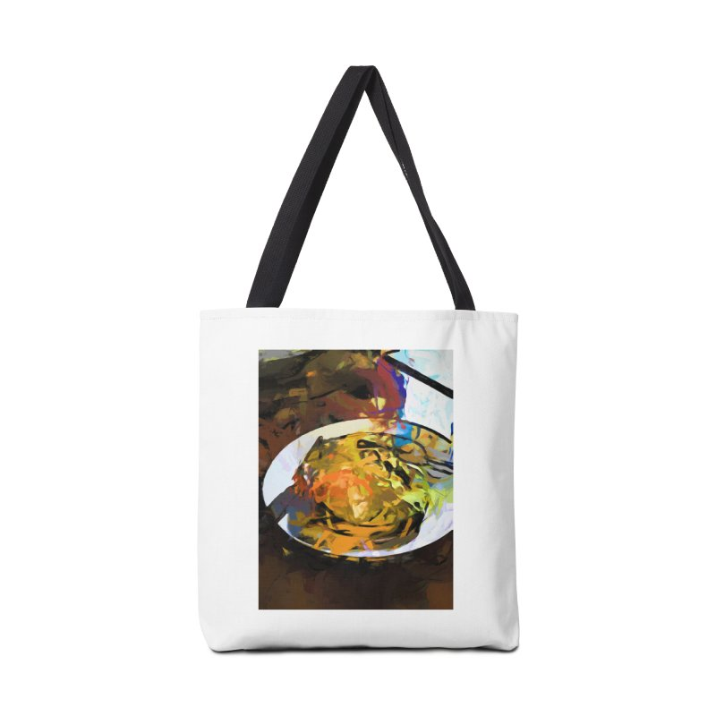 Fried Egg for Brekkie Accessories Bag by jackievano's Artist Shop