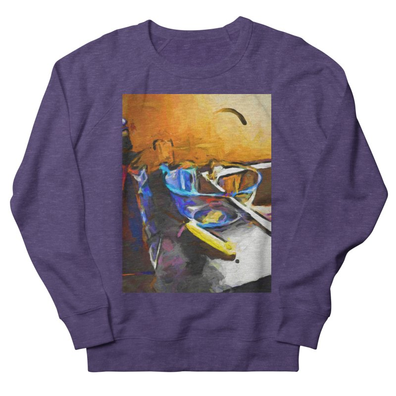 Glass Bowl with Cheese Grater Men's French Terry Sweatshirt by jackievano's Artist Shop
