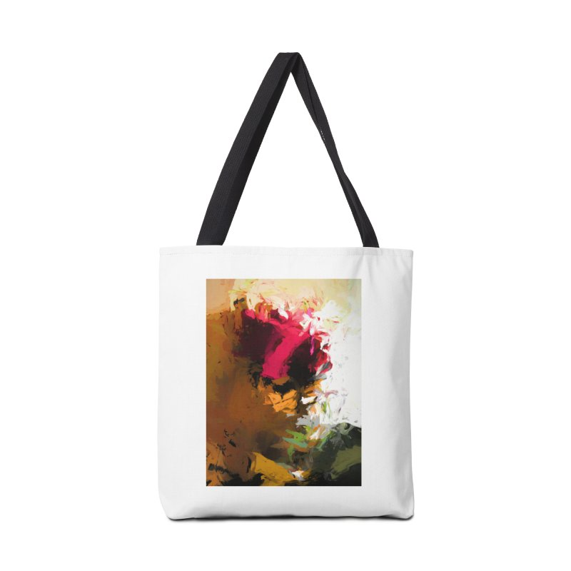 Crocodile Seven Roses Accessories Bag by jackievano's Artist Shop