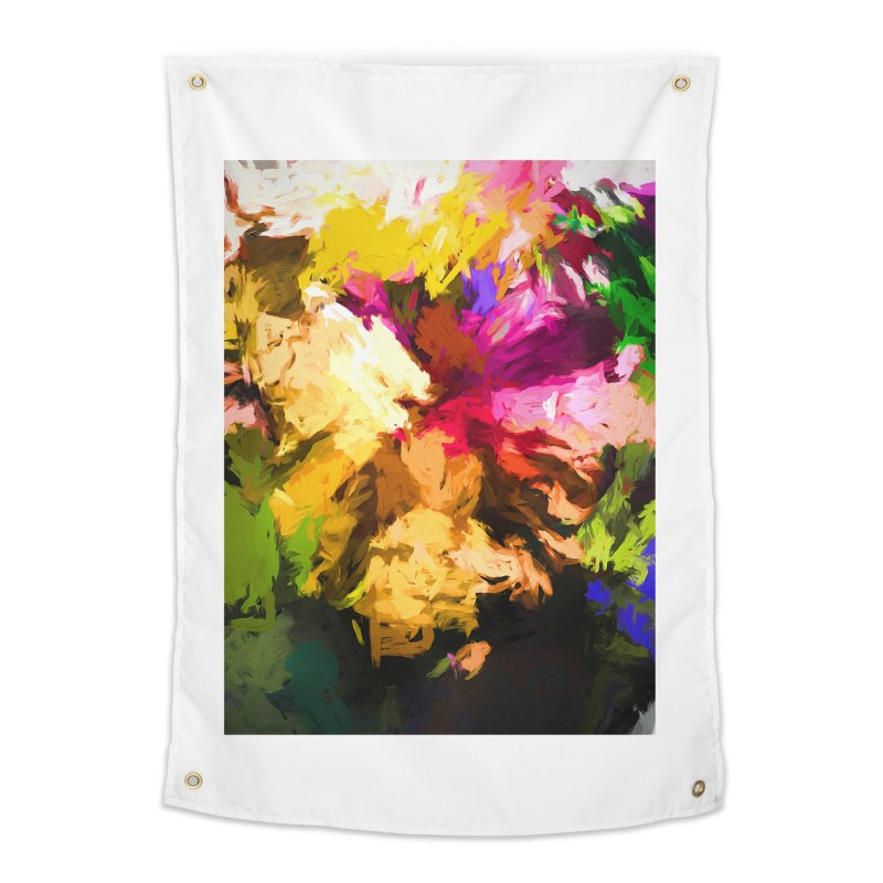 Love Rainbow Rhapsody Home Tapestry by jackievano's Artist Shop
