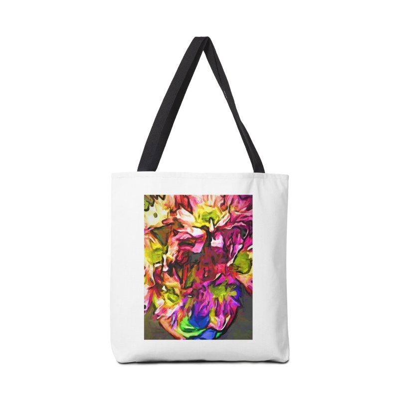 Daisy Gargoyle Dream Accessories Bag by jackievano's Artist Shop