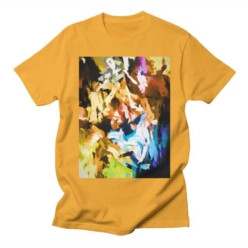 Ghost Cat Men's Regular T-Shirt by jackievano's Artist Shop