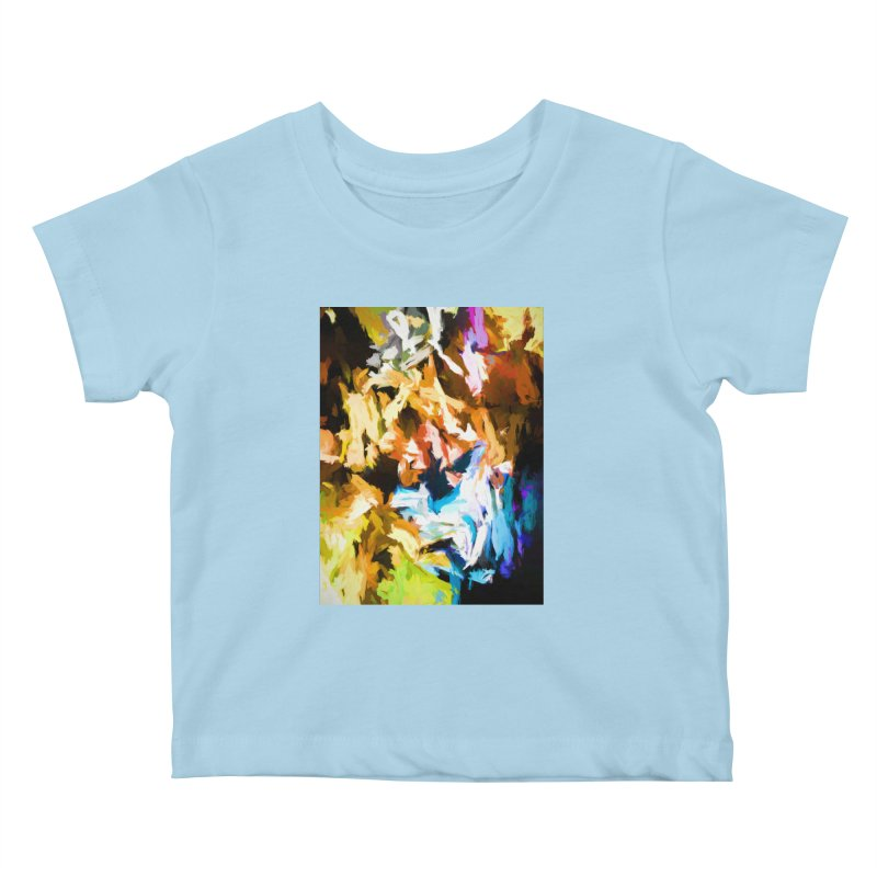 Ghost Cat Kids Baby T-Shirt by jackievano's Artist Shop