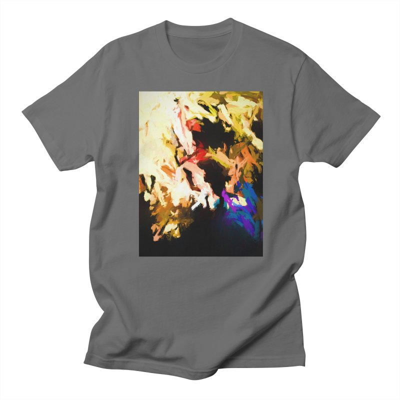 Screaming Man in the Abyss Men's T-Shirt by jackievano's Artist Shop